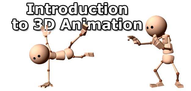 การทำงานของ 3D Animation