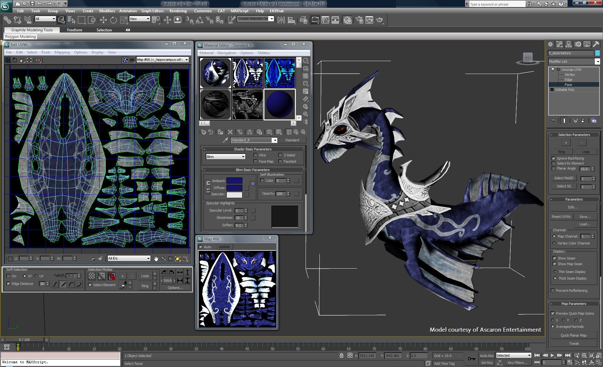 ก้าวสู่โลกคอมพิวเตอร์กราฟิก, 3D Animation และ 3ds Max