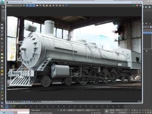 ขั้นตอนการทำงานจาก Concept เป็น 3D Modeling